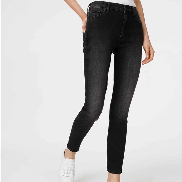MOTHER Denim - NWT Mother The Looker Night Hawk High Waited Jeans